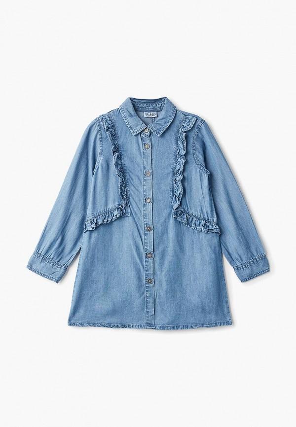 Рубашка джинсовая Blukids Blukids BL025EGCLDR6