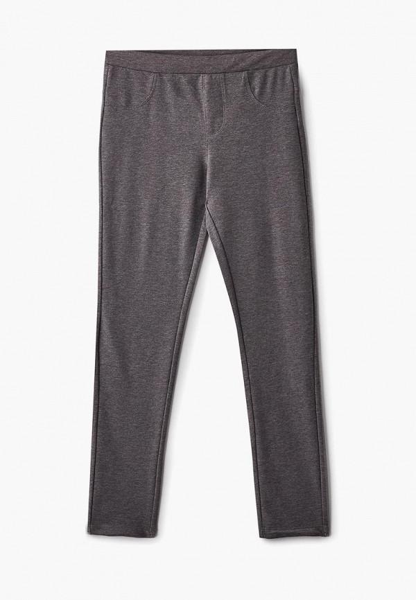 брюки blukids для девочки, серые
