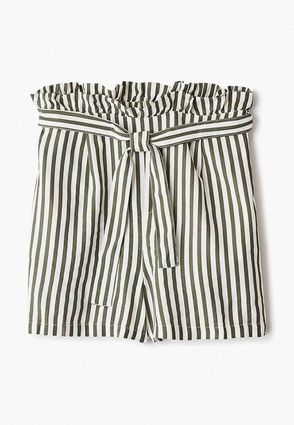 шорты blukids для девочки, зеленые