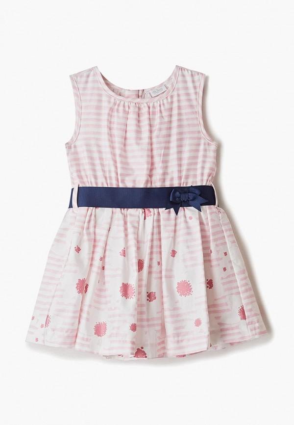повседневные платье blukids для девочки, розовое
