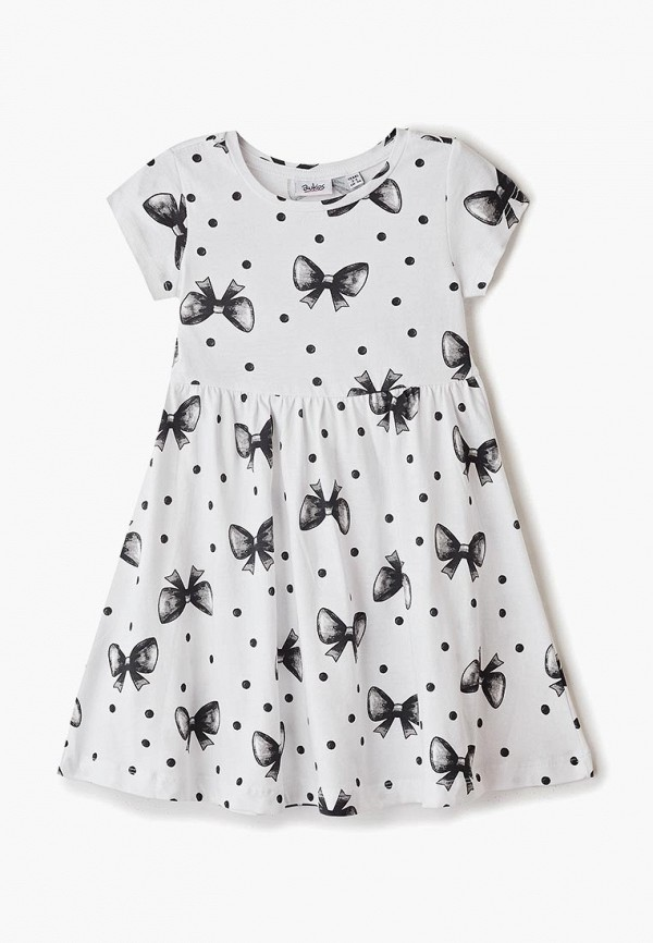 платье blukids для девочки, белое