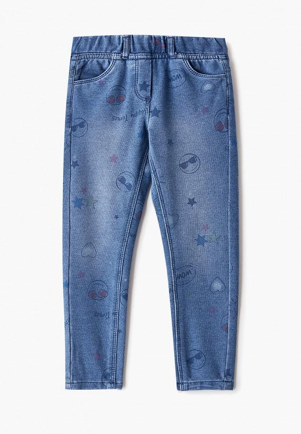 брюки blukids для девочки, голубые