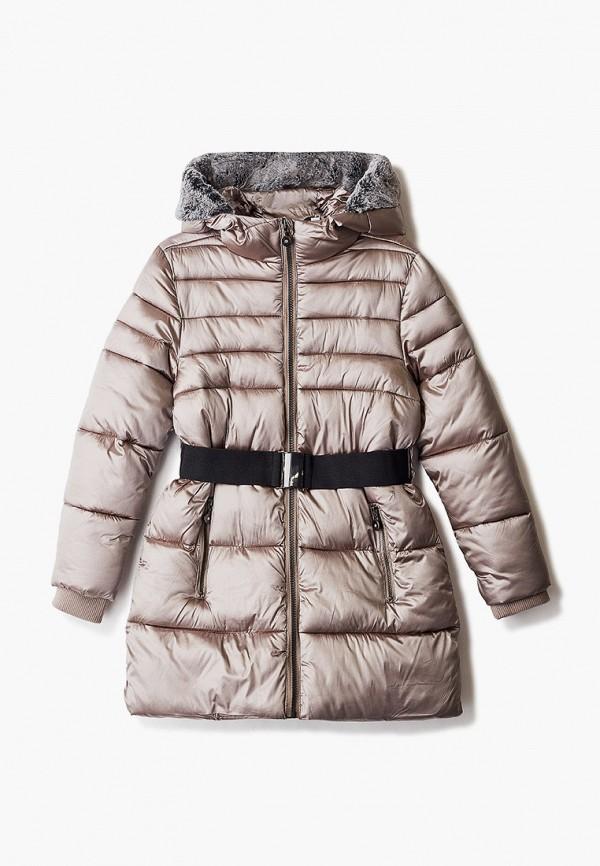 куртка blukids для девочки, золотая