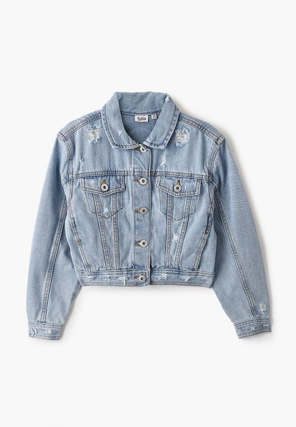 Куртка джинсовая Blukids
