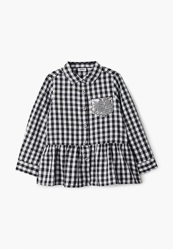 блузка blukids для девочки, разноцветная