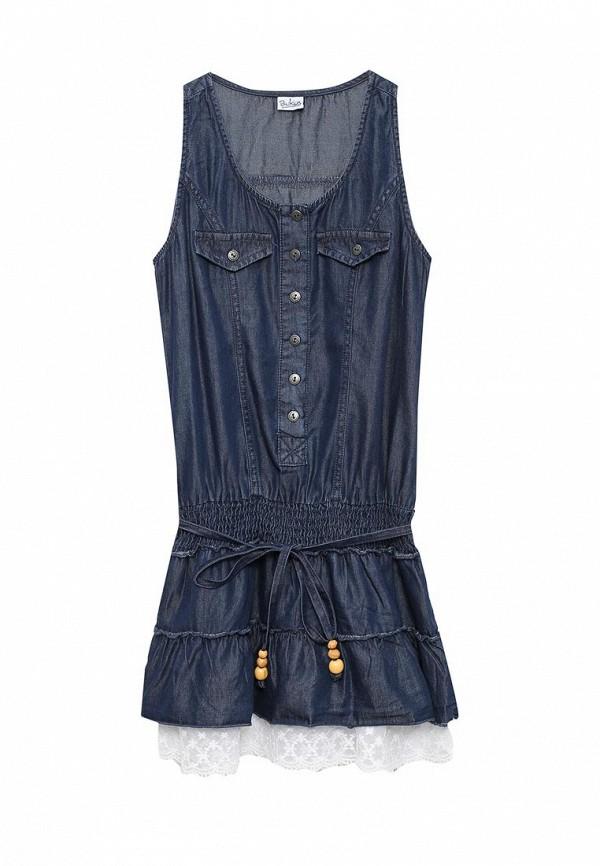 Платье джинсовое Blukids Blukids BL025EGSGQ01 платье blukids blukids bl025egzbm59