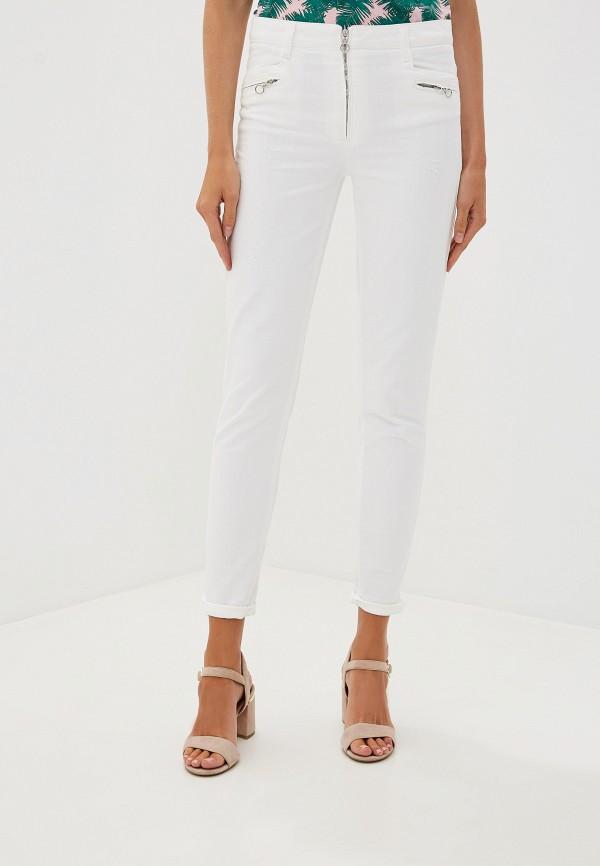 женские джинсы blugirl folies, белые