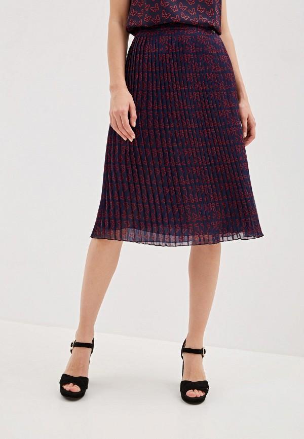 Купить Женскую юбку Blugirl Folies синего цвета
