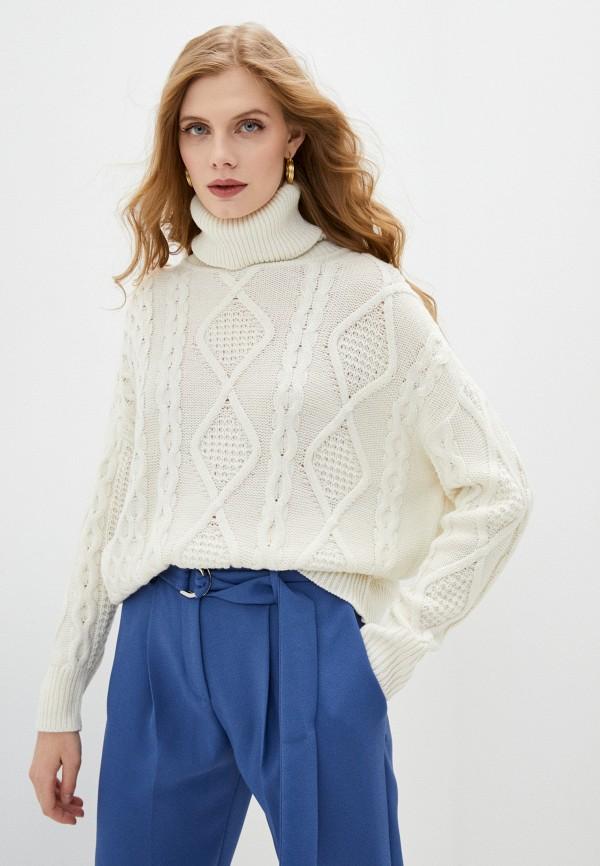 женский свитер blugirl folies, белый