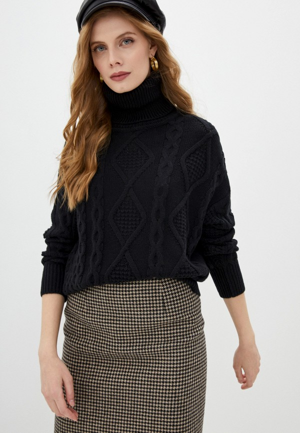 женский свитер blugirl folies, черный