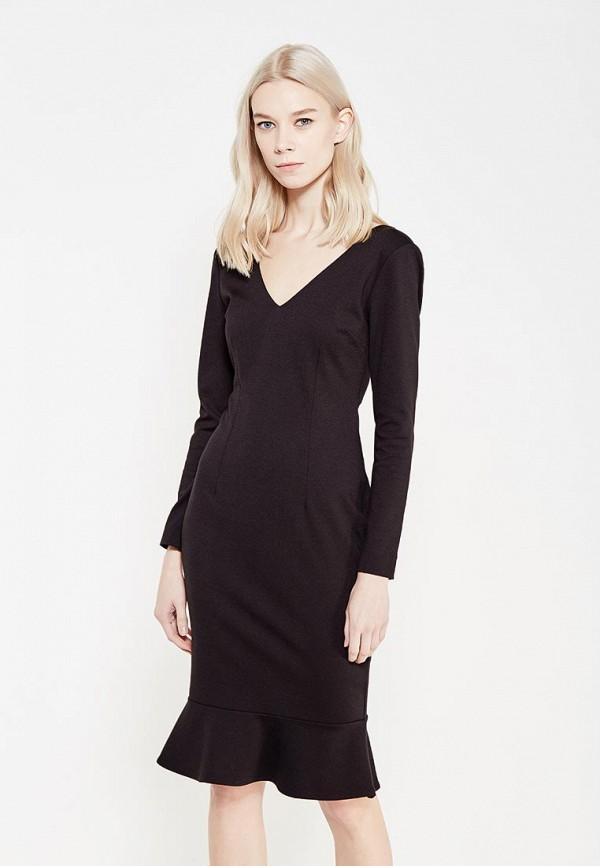 мужское повседневные платье blugirl folies, черное