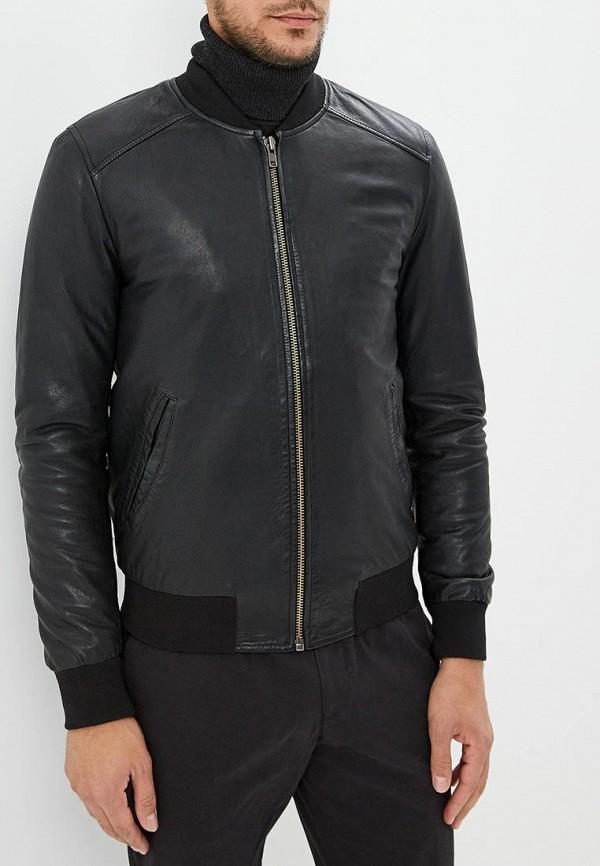 Куртка кожаная Blouson mn156