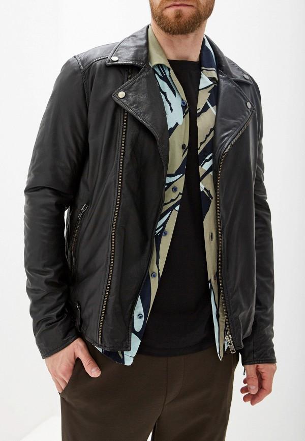Куртка кожаная Blouson Blouson BL033EMGABM2 куртка кожаная blouson blouson bl033emqgn46