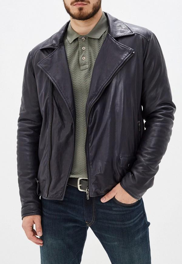 Куртка кожаная Blouson Blouson BL033EMGABM3 куртка кожаная blouson blouson bl033emqgn46