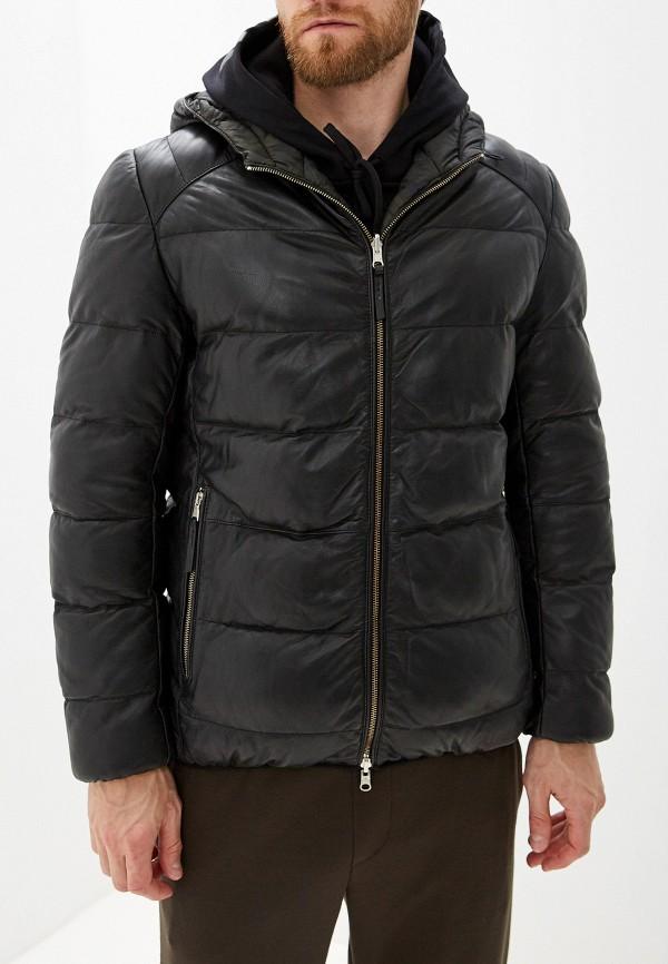 Куртка кожаная Blouson Blouson BL033EMGABM4 куртка кожаная blouson blouson bl033emqgn46