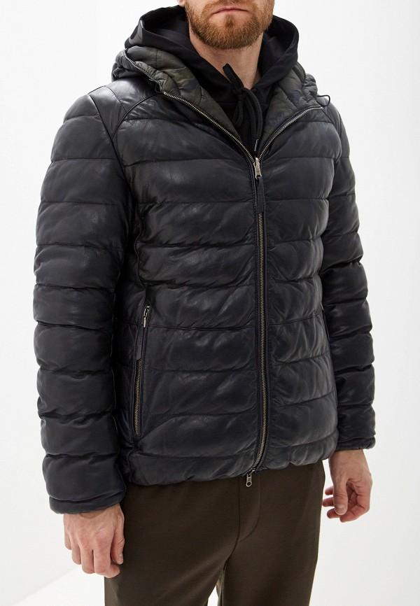 Куртка кожаная Blouson Blouson BL033EMGABM5 куртка кожаная blouson blouson bl033emqgn46