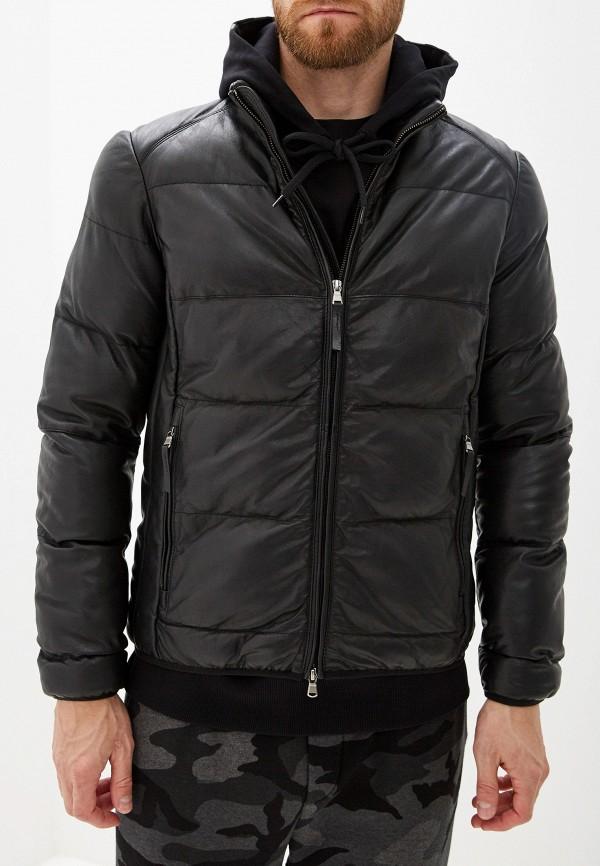 Куртка кожаная Blouson Blouson BL033EMGABM8 куртка кожаная blouson blouson bl033emqgn46