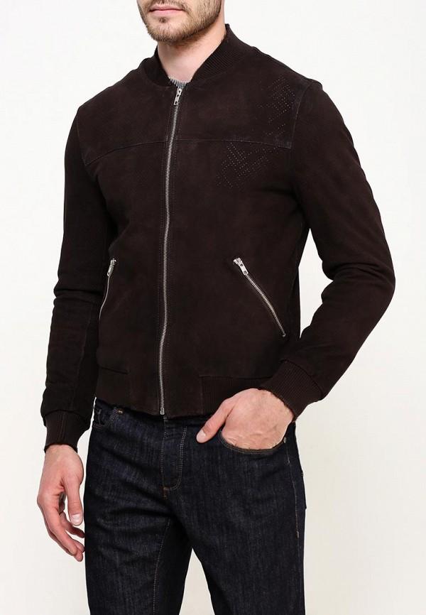 Куртка кожаная Blouson Blouson BL033EMQGN50 куртка кожаная blouson blouson bl033ewvpm41