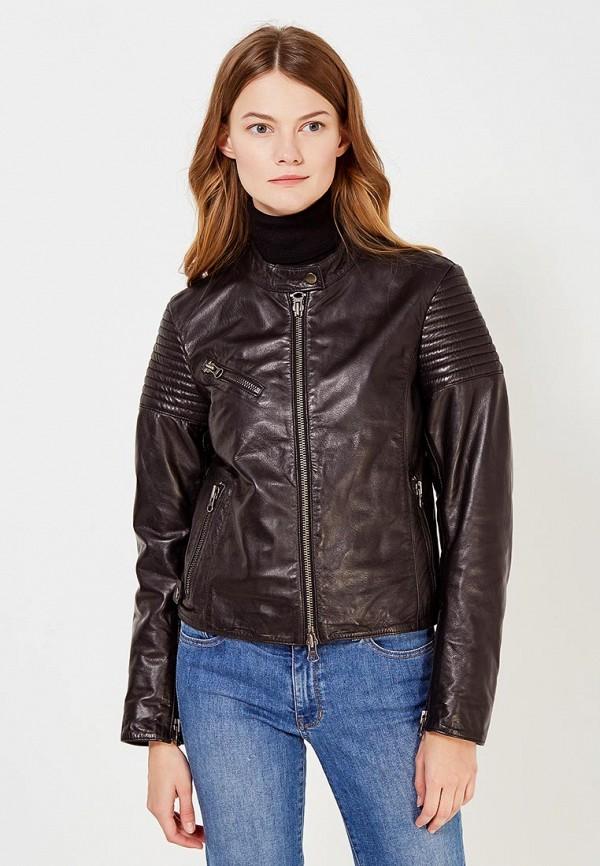 Куртка кожаная Blouson Blouson BL033EWVPM40 куртка кожаная blouson blouson bl033ewvpm41