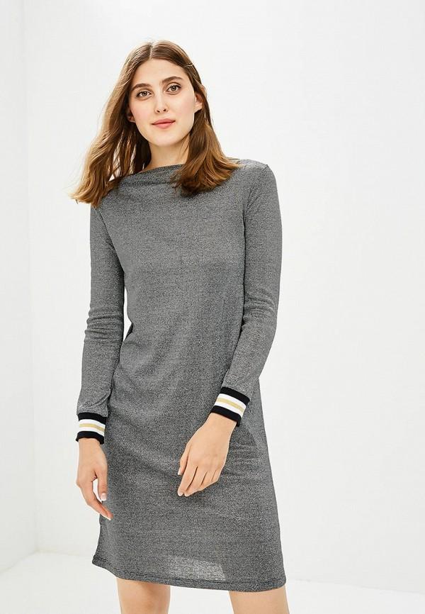 Купить Платье Bluoltre, BL037EWAPDV0, серебряный, Весна-лето 2018