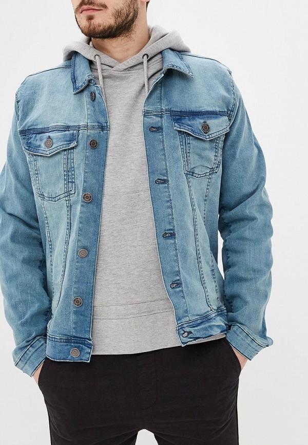 Куртка джинсовая Blend Blend BL203EMDUJU0 цена