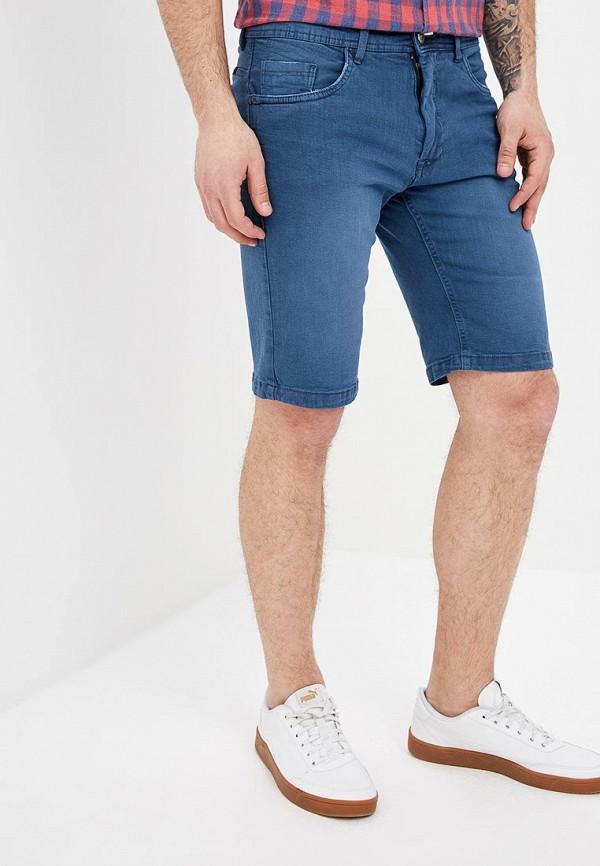 мужские джинсовые шорты blend, синие