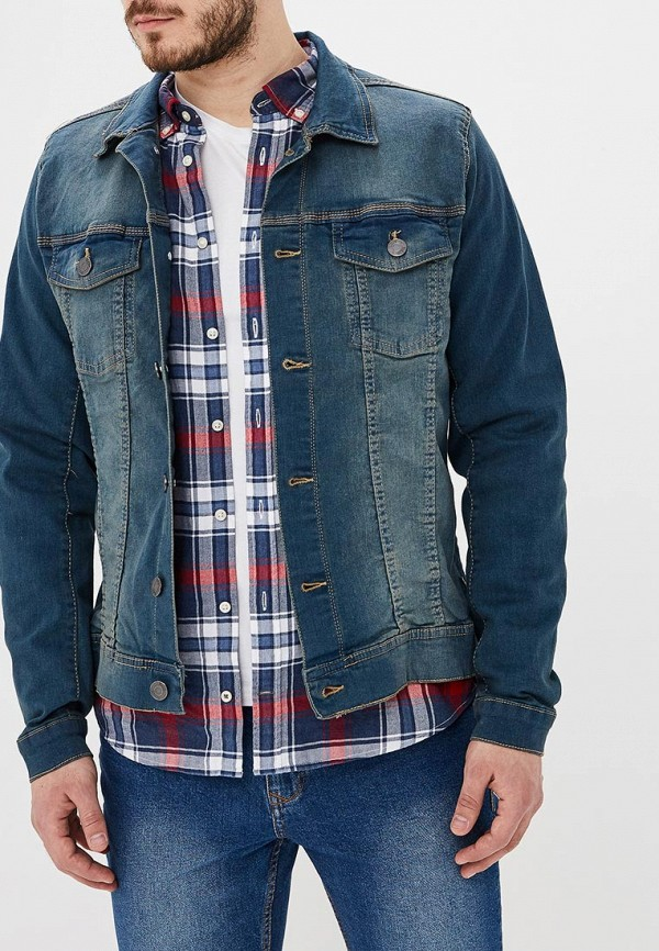 Куртка джинсовая Blend Blend BL203EMDUKA7 бренд blend