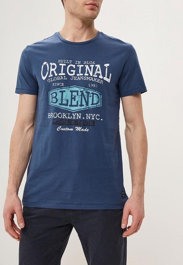 Футболка Blend Blend BL203EMDUKB3 свитшот blend blend bl203emowd24