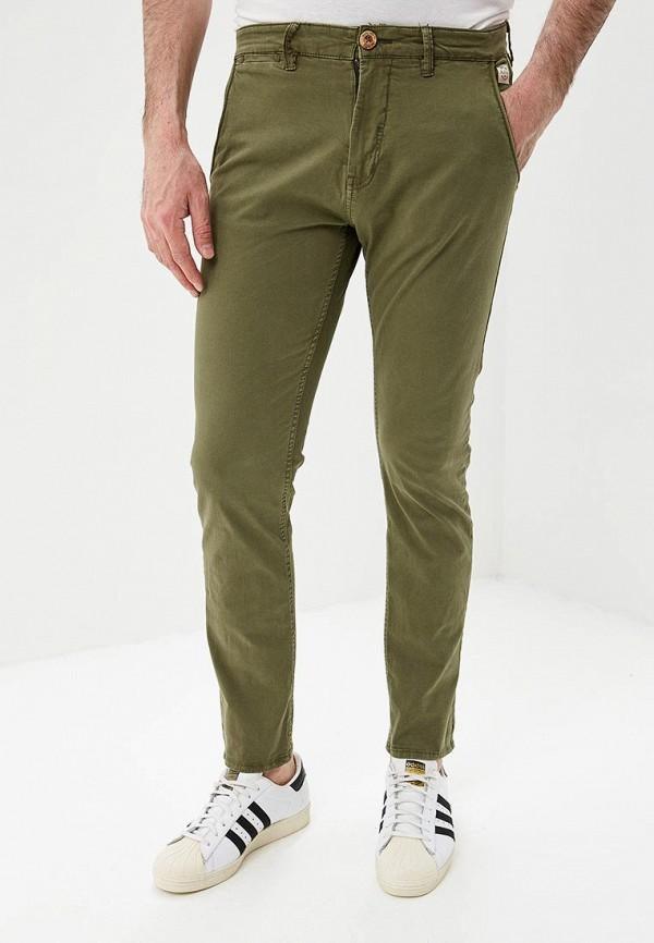 мужские повседневные брюки blend, хаки
