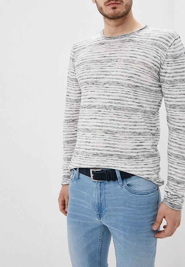 мужской джемпер blend, серый