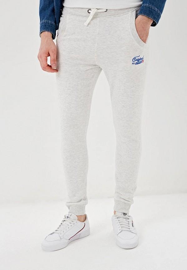 мужские спортивные спортивные брюки blend, серые