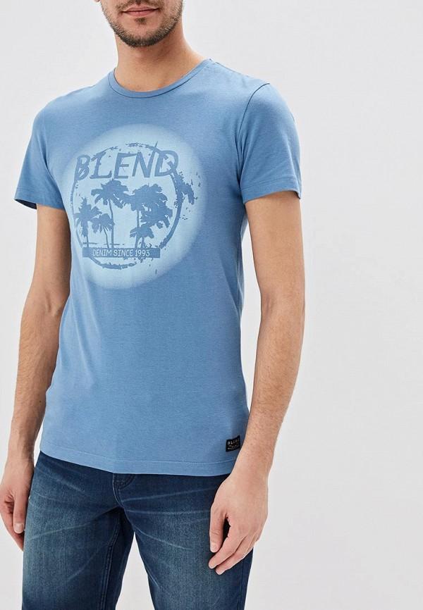 Футболка Blend Blend BL203EMDUMR5 футболка blend blend bl203embwbh8