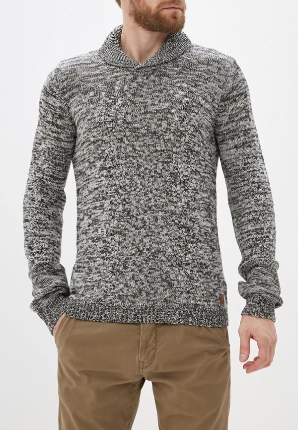 мужской пуловер blend, серый