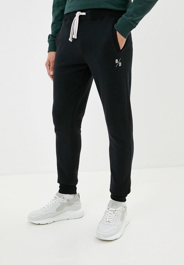 мужские спортивные брюки blend, черные