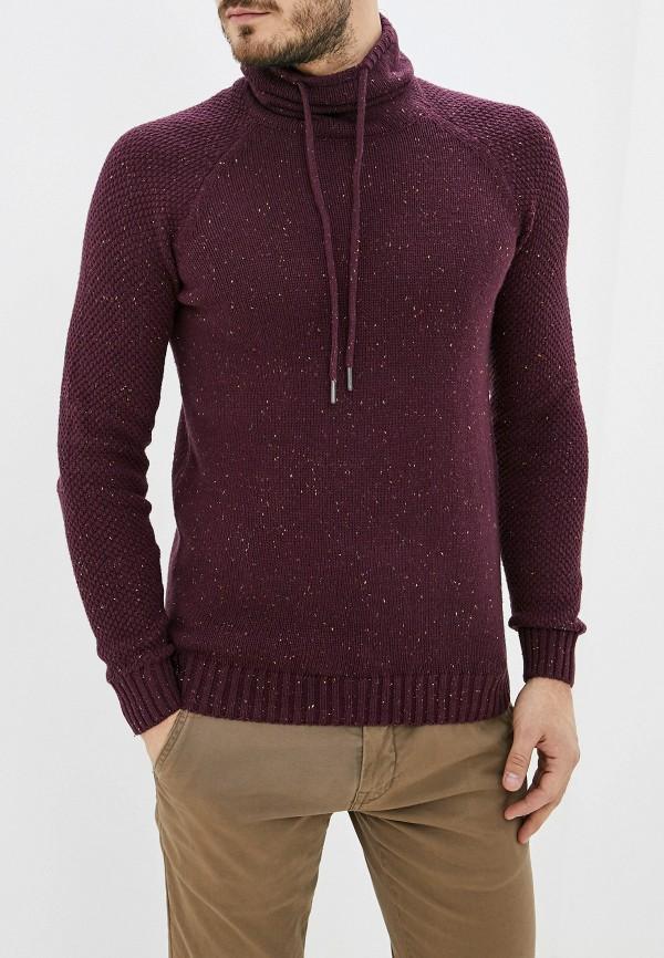 мужской свитер blend, бордовый