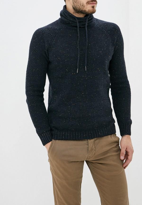 мужской свитер blend, синий