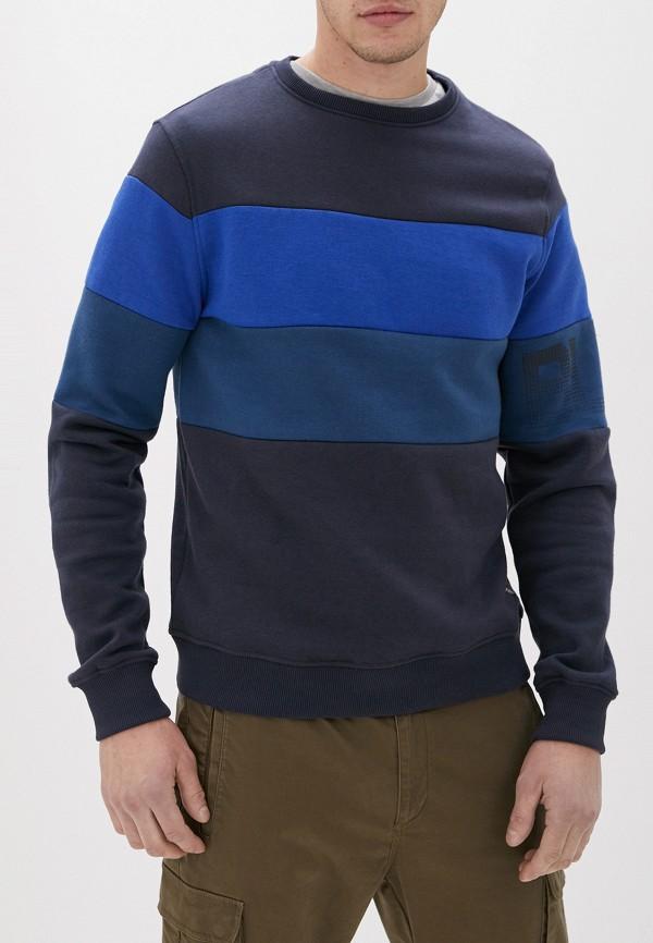 мужской свитшот blend, синий