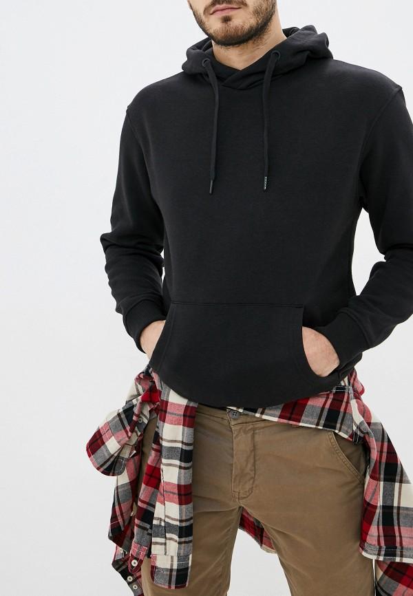 мужские худи blend, черные