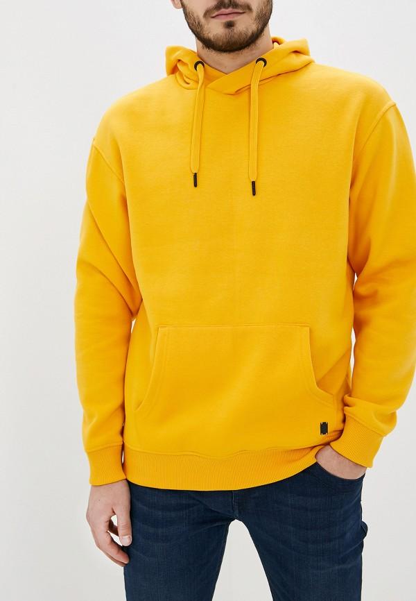 мужские худи blend, желтые