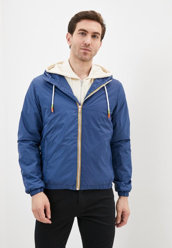 мужская легкие куртка blend, синяя