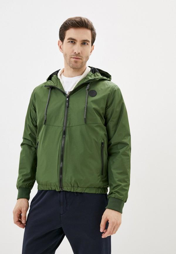 мужская легкие куртка blend, зеленая