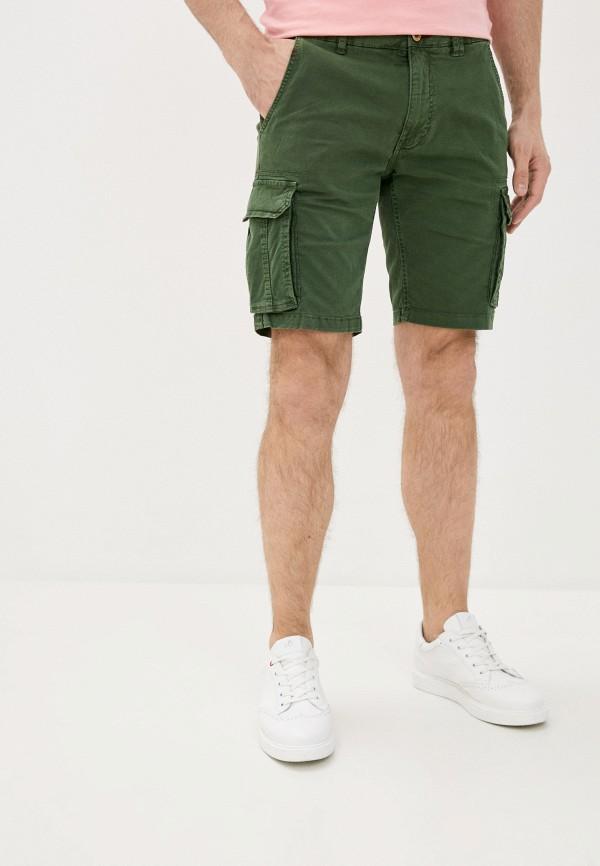 мужские повседневные шорты blend, зеленые