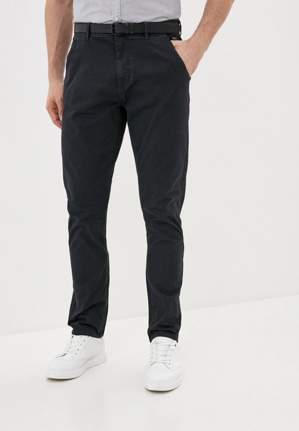 мужские брюки чинос blend, синие