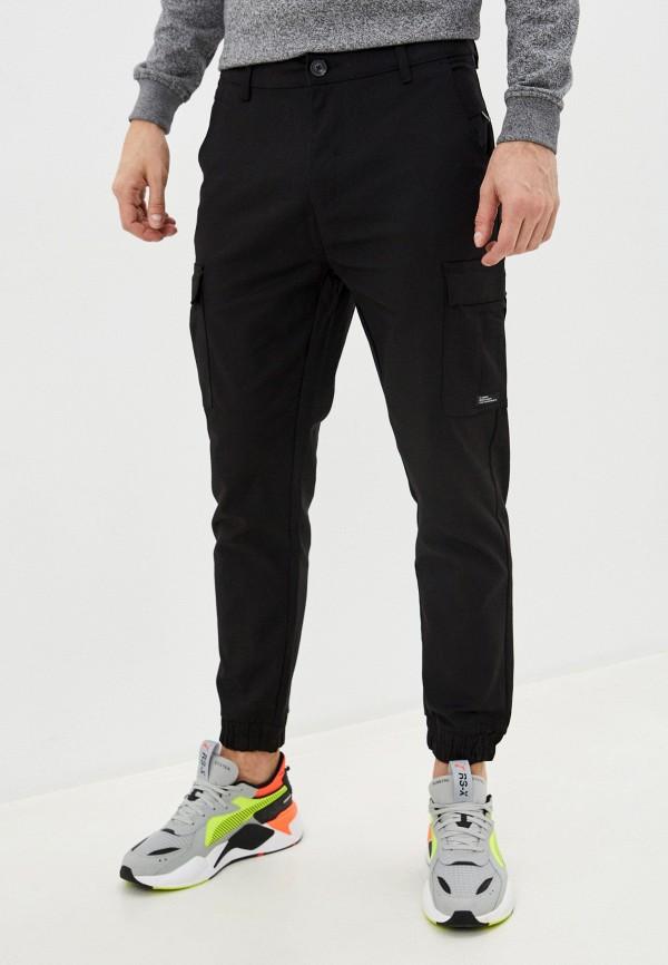 мужские брюки blend, черные