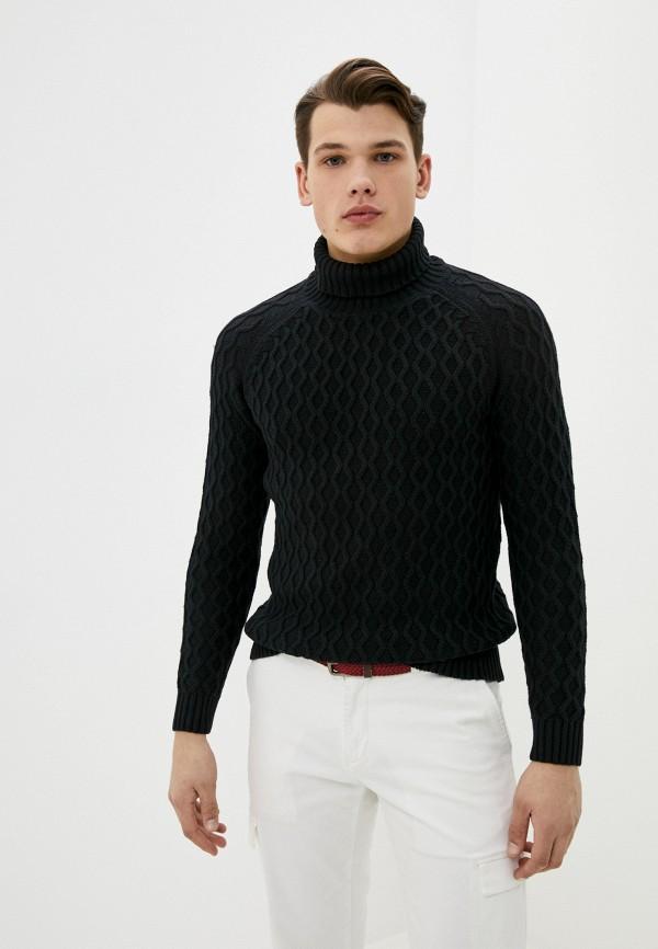 мужской свитер blend, черный