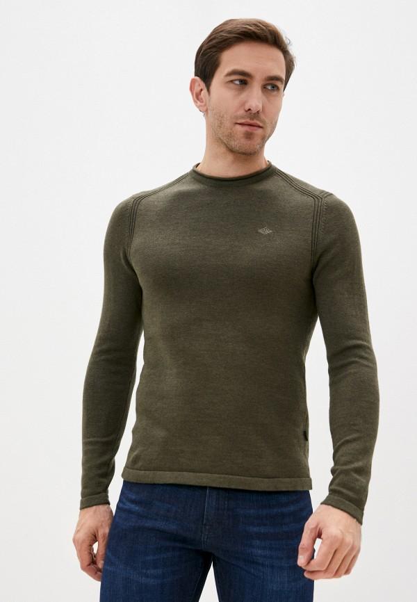 мужской джемпер blend, зеленый