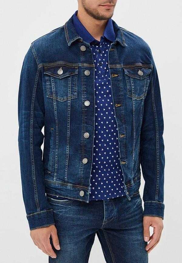 Купить Куртка джинсовая Blend, bl203emzqh64, синий, Весна-лето 2018