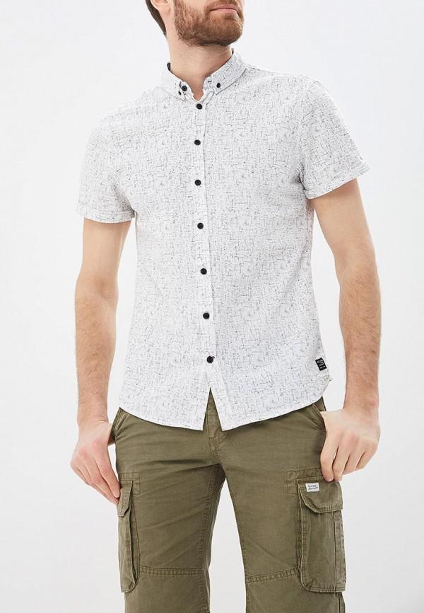 Купить мужскую рубашку Blend белого цвета
