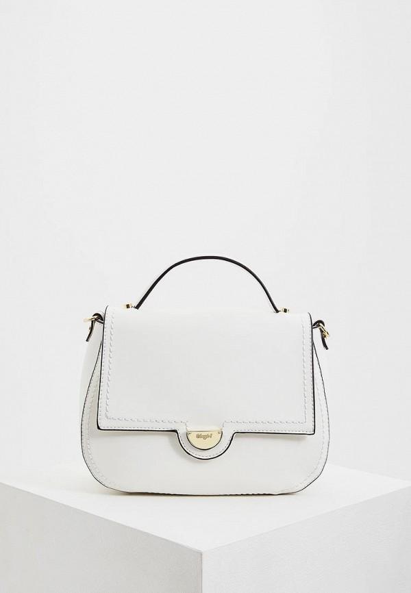 женская сумка blugirl, белая