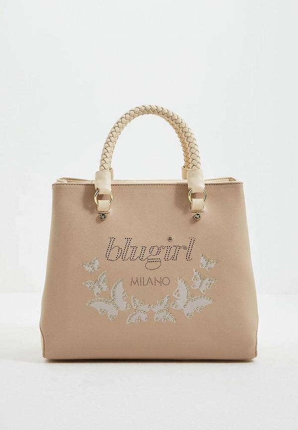 Сумка Blugirl Blugirl BL540BWEJQH2 сумка blugirl blugirl bl540bwzly82